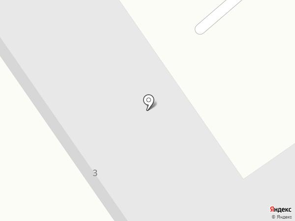 Волгарь-1, ЗАО на карте Костромы
