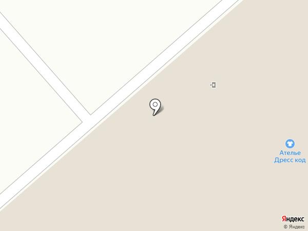Адвокатский кабинет Смирновой Л.В. на карте Костромы