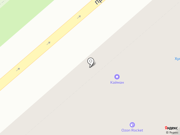 House на карте Костромы