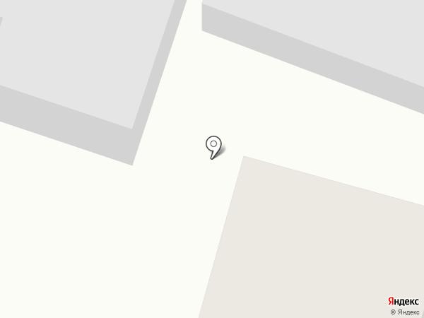 Кострома-Тендер на карте Костромы