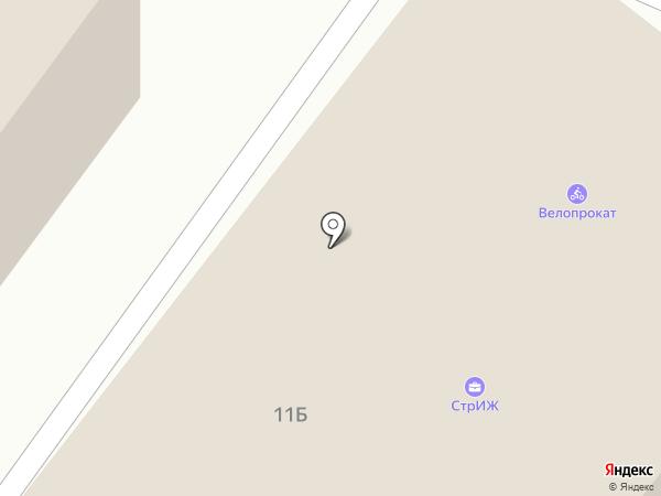Вероника на карте Костромы