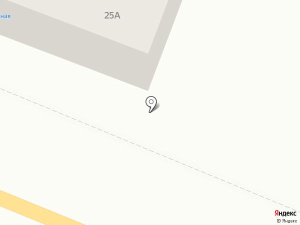 Костромской ЦирюльникЪ на карте Костромы