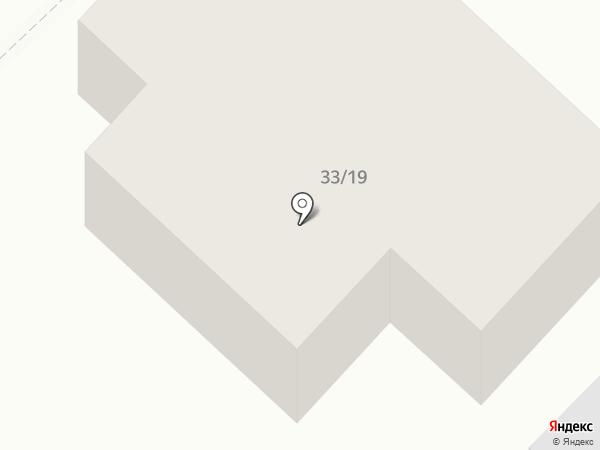 Почтовое отделение №21 на карте Иваново