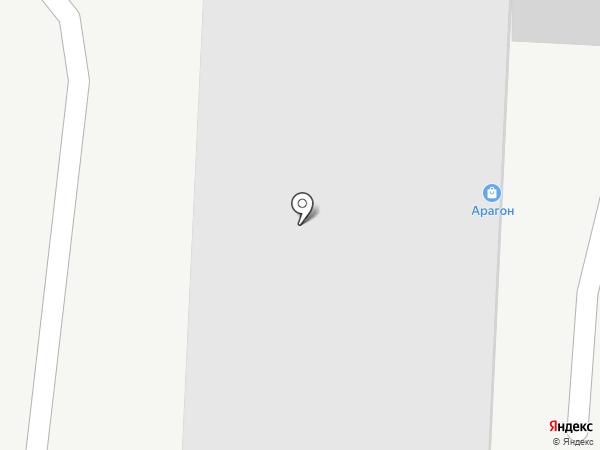 Аллигатор на карте Иваново
