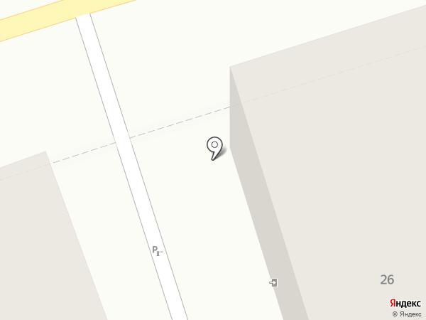 Спецтрансавто на карте Костромы