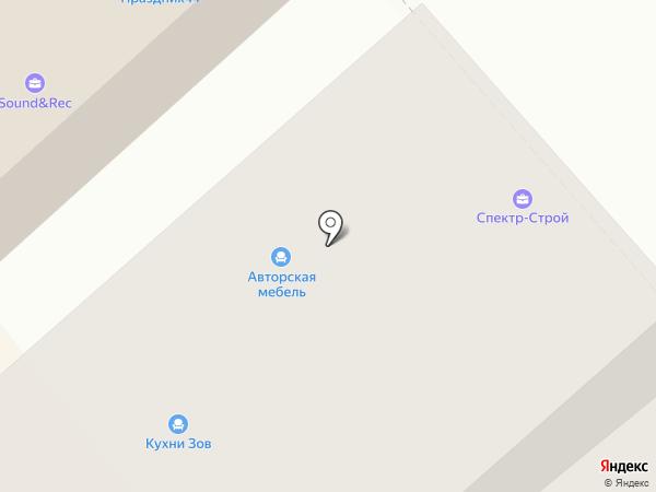 ТМК на карте Костромы