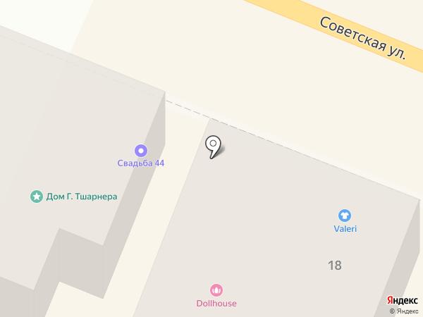 Valeri на карте Костромы