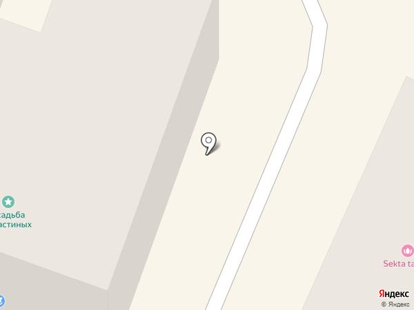 Тук-Тук на карте Костромы