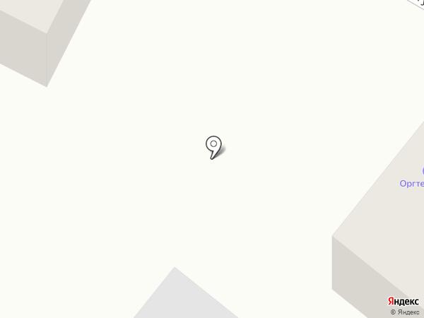 ОСНОВЫ БЕЗОПАСНОСТИ на карте Костромы
