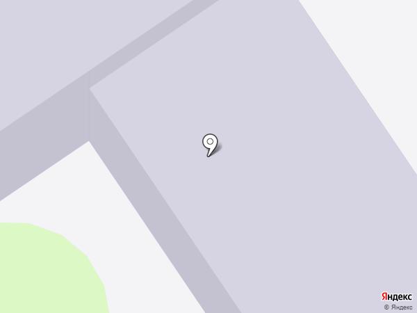 Детский бассейн на карте Костромы