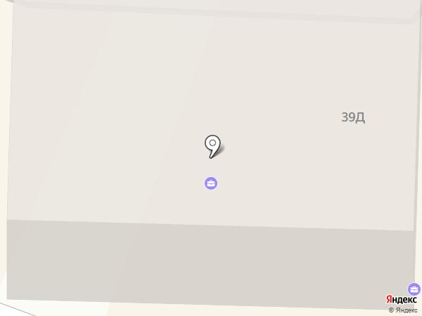 Нотариус Пик Ю.Н. на карте Костромы