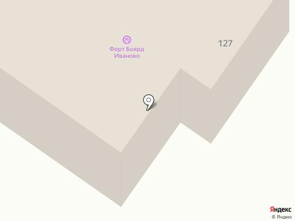Свармаг на карте Иваново