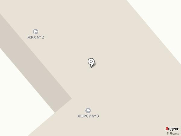 Жилищно-эксплуатационный ремонтно-строительный участок №3 на карте Костромы