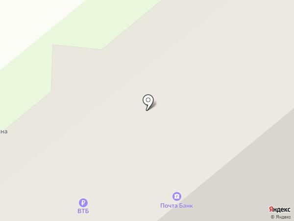 Почта Банк, ПАО на карте Костромы