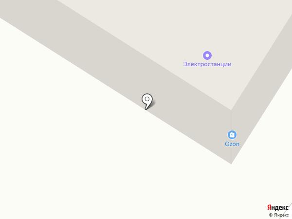 РКА на карте Иваново