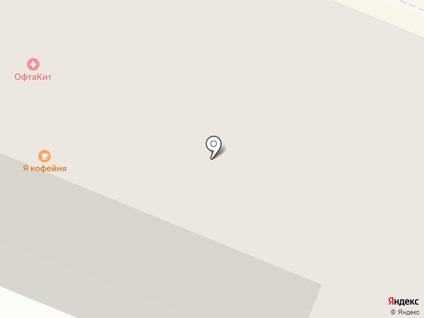 Медицинский центр мануальной терапии врача Биляк на карте Костромы