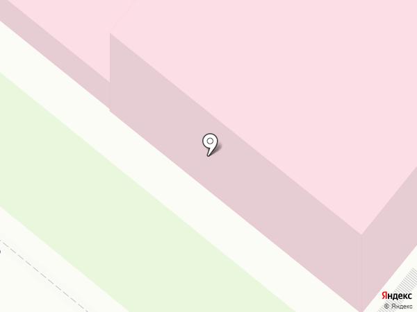 Аптека №79 на карте Костромы