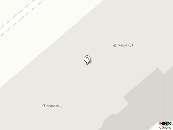Ирис на карте Костромы