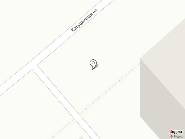 Грация на карте Костромы