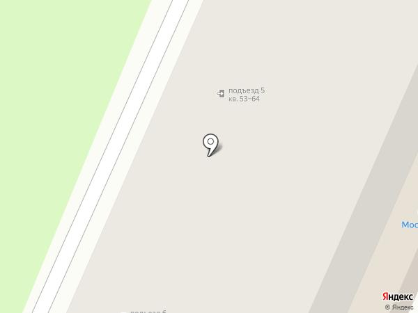 Софья на карте Костромы