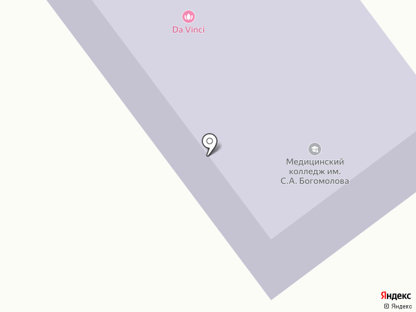 Агентство Бухгалтерского Сопровождения на карте Костромы