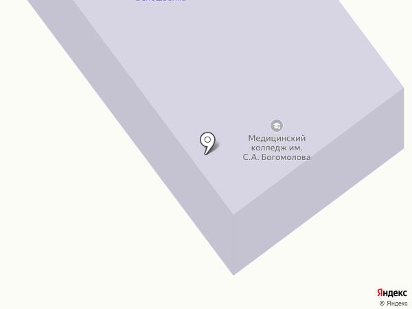 ПКБ Эксперт на карте Костромы