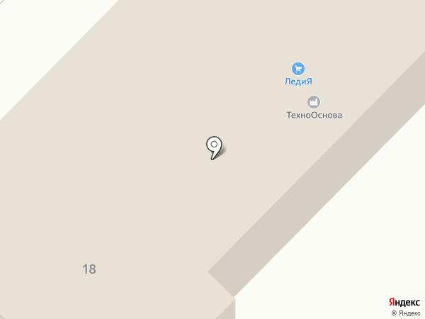 ЛедиЯ на карте Иваново