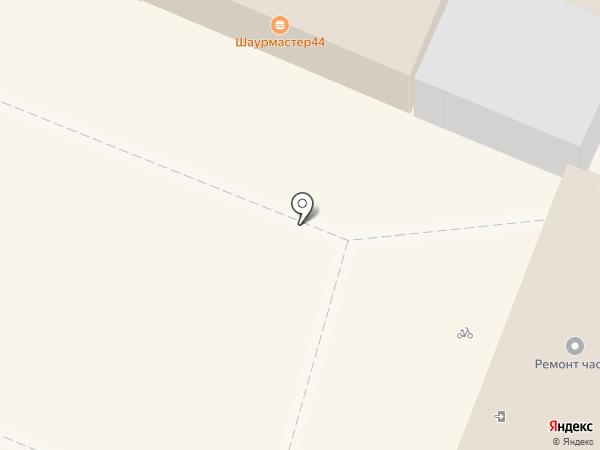 Салон-мастерская на карте Костромы