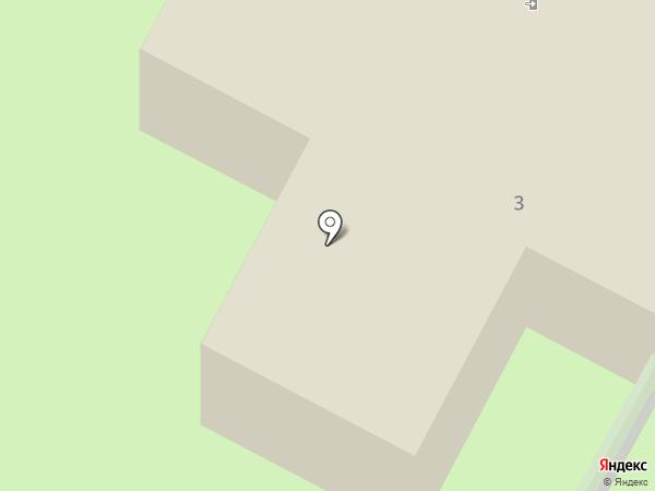 Парк культуры и отдыха им. В.Я. Степанова на карте Иваново