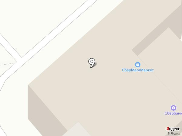 Ника-Мед на карте Костромы