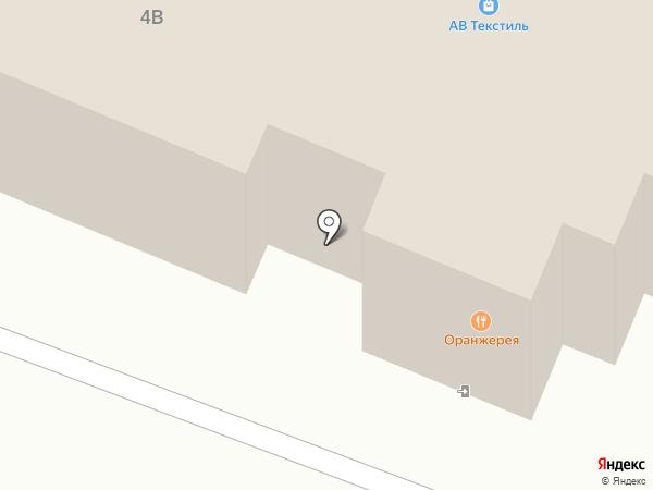 Оранжерея на карте Иваново