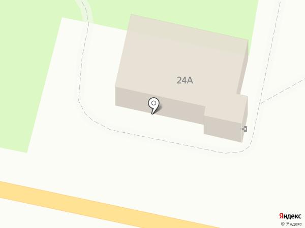 Вешалка на карте Иваново