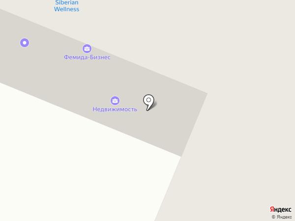 Saveria на карте Костромы