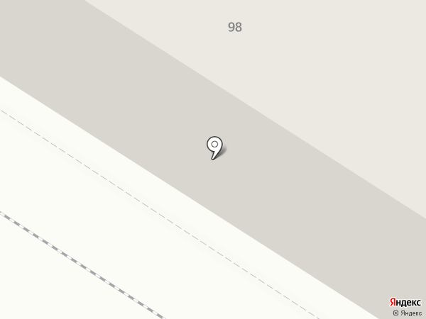 Продуктовый магазин на ул. Кузнецова на карте Иваново