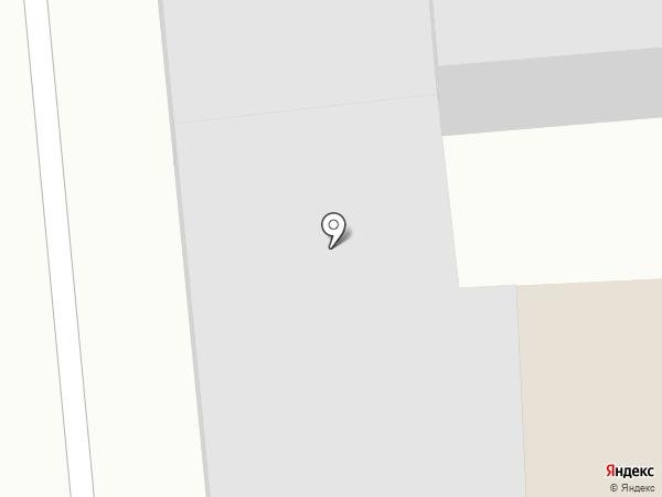 Автогласси на карте Костромы