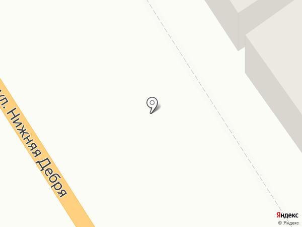 Шиномонтажная мастерская на карте Костромы