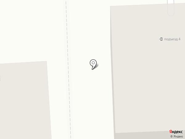 Василиса на карте Костромы
