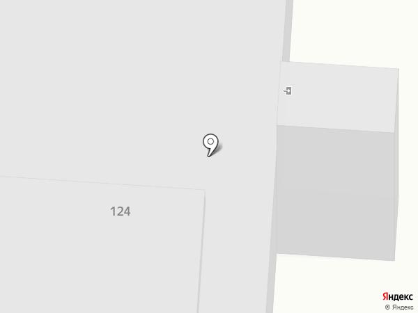 Текстильная аллея на карте Иваново