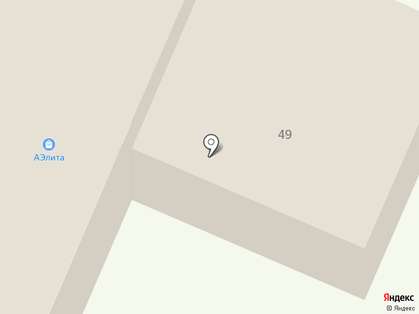 Текстильщик на карте Иваново