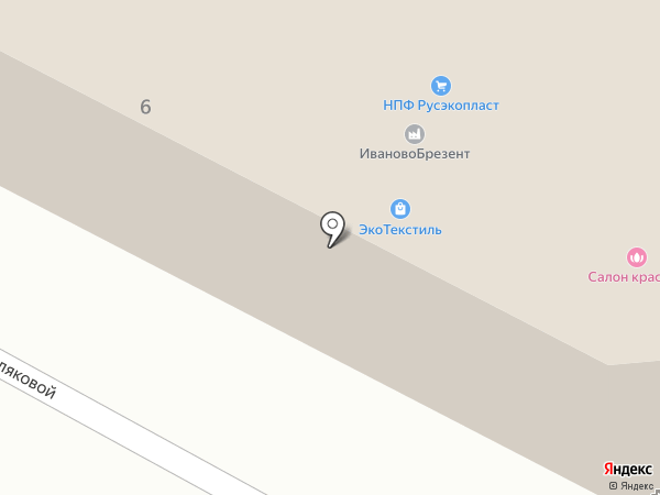 LED-magic на карте Иваново