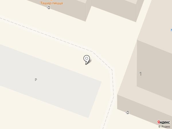 УНИВЕРМАГ на карте Костромы