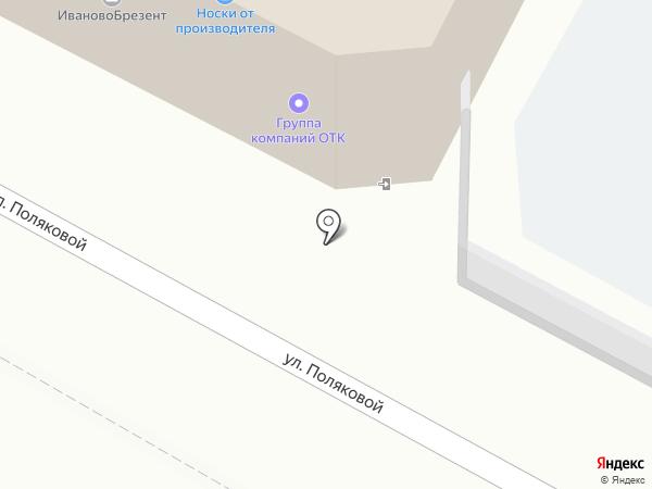ПРОТЕКТ на карте Иваново