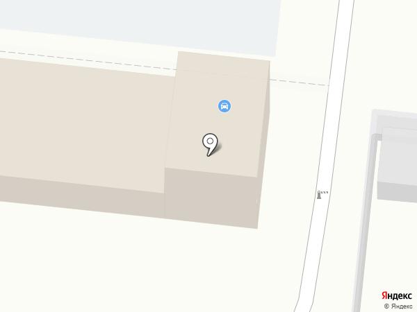 Мотор-Авто на карте Иваново