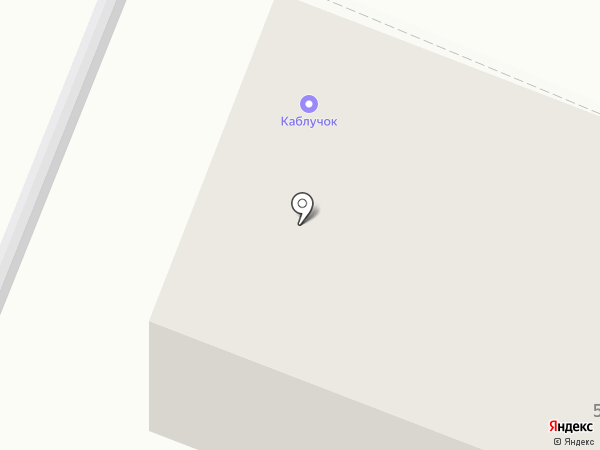 Каблучок на карте Иваново