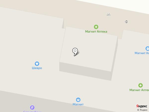 Магазин игрушек и товаров для дома на карте Иваново