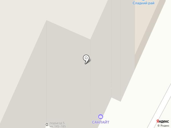 Ивановский мастер на карте Иваново
