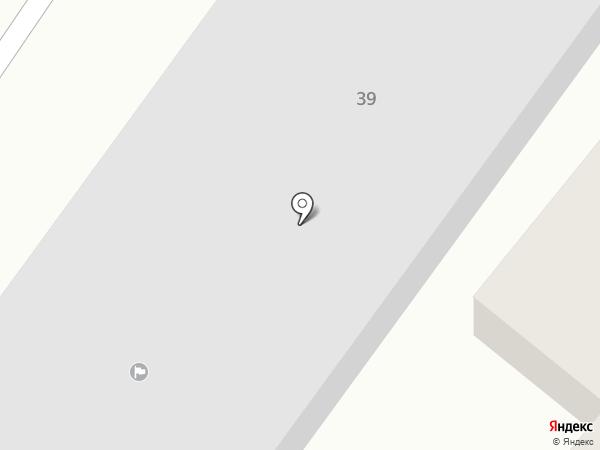 Баня на Пастуховской на карте Костромы