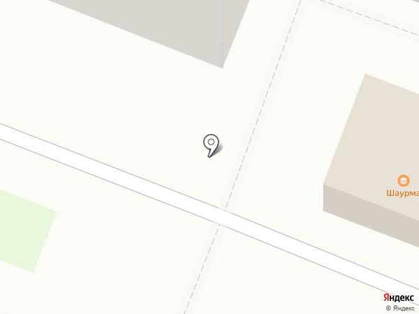 Точка Займа на карте Костромы