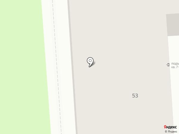 Металлообрабатывающая компания на карте Иваново