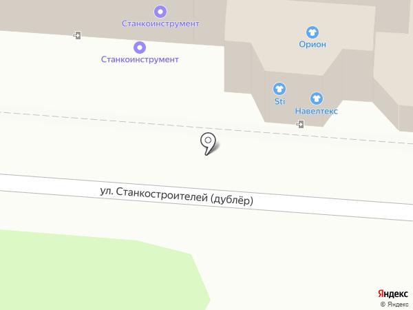 Риком на карте Иваново